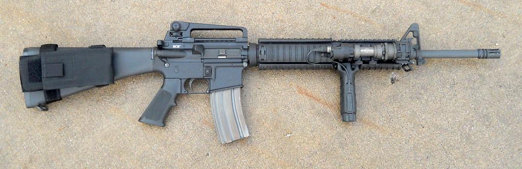 M16a4 Kac Rail Ar15com