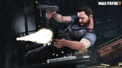 Max Payne 3 - New Design and Technology Video