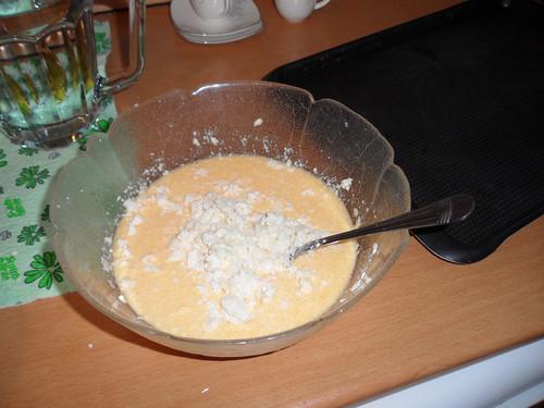 Tojás + sajt