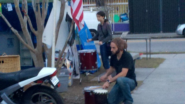 Occupy Tampa Pic 14 from Sonja E