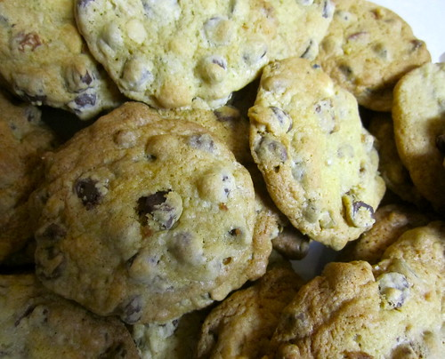 Chocolate Chip And Frangelico Cookies