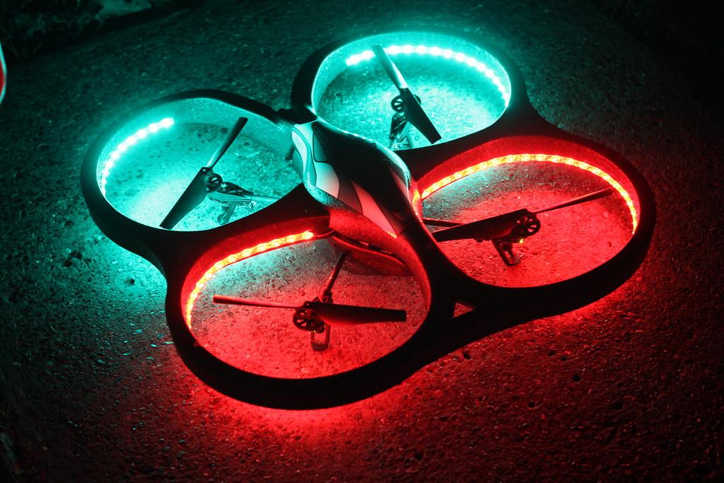 Modded AR.DRONE
