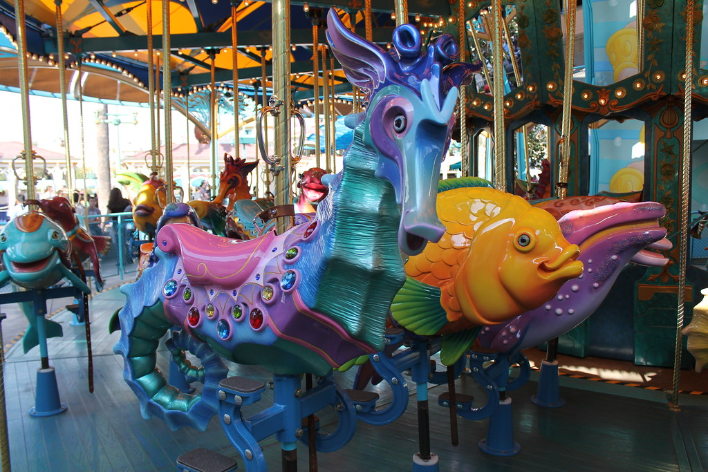 King Triton's Carousel of the Sea