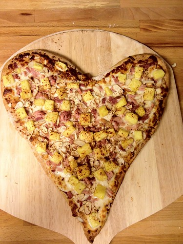Love pie