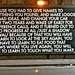 Robert Montgomery Billboard 1 by Stephskimo