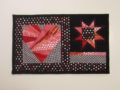 Valentine's Mini Quilt