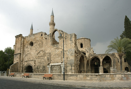 Study,Assessment and Design for the Structural and Architectural Restoration of the Bedestan , Nicosia CYPRUS