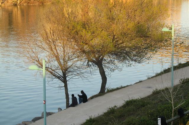 Africanos en el Ebro 2