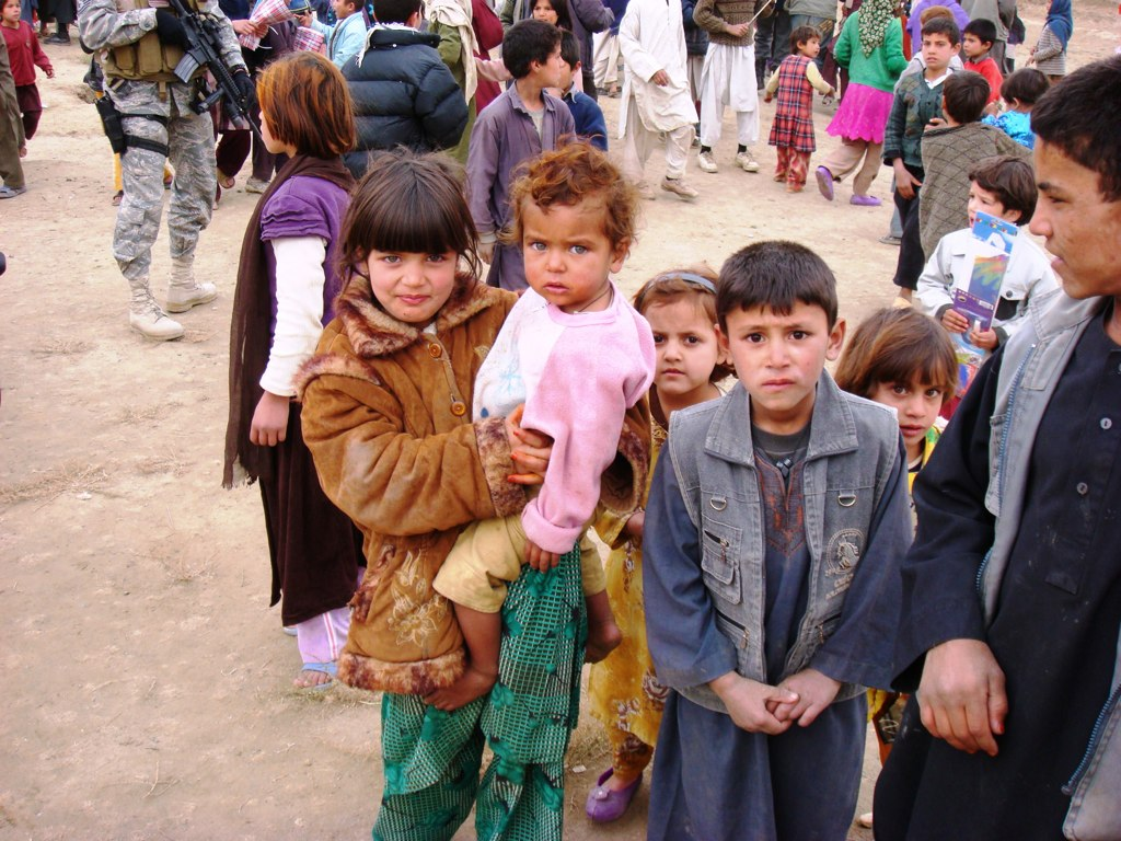 children of the taliban At first glance, the news that the taliban have reportedly decided to ban polio  vaccinations for 160,000 children in tribal regions of pakistan as.