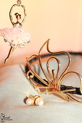 jewellery, headpiece, brooch, earrings,