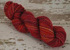 Superfine Merino Handspun yarn (bulky)