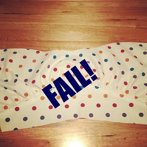 Bodice Fail