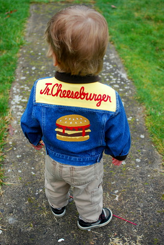 Jr. Cheeseburger