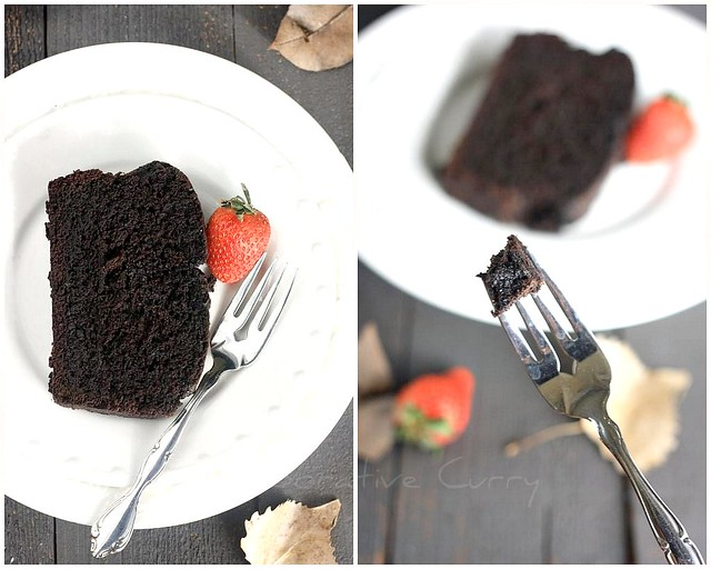 Collaborative Curry: Everyday Chocolate Cake