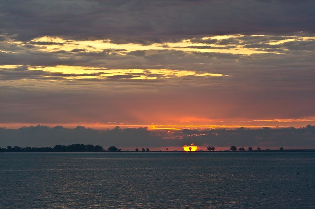 Tierra Verde Sunrise 02-16-2012