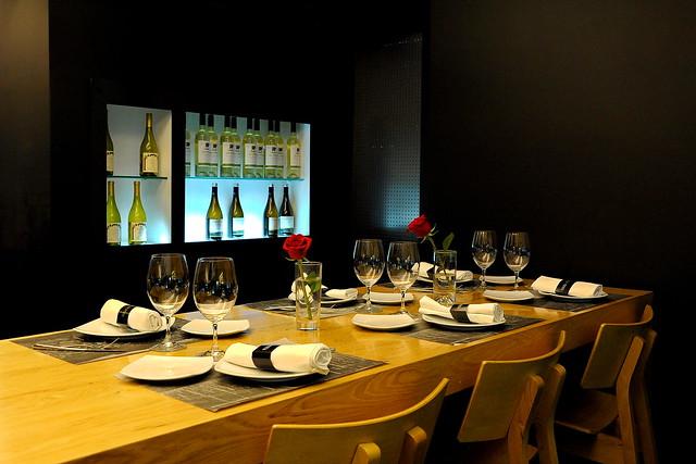 Restaurante Miguel Torres in Santiago, Chile