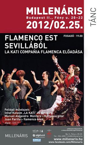 La Kati Compana Flamenca - 2012.02.25.
