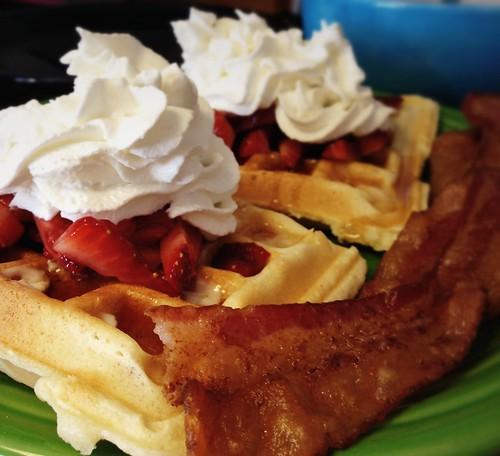Mrs. Schmidt's Waffles