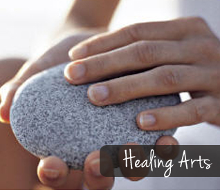 Healing arts at Cabot Shores