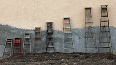 Ladders in a Row