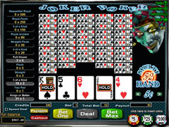 online casino bonus codes poker joker