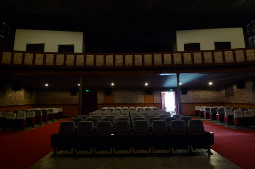 Cinema - Lincang, Yunnan, China
