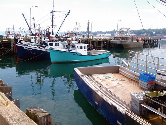 Digby, Nova Scotia, Canada 2008