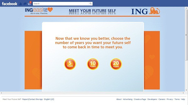 (1) Meet Your Future Self on Facebook 2