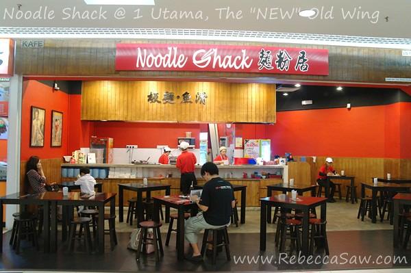 Noodle Shack, 1 Utama
