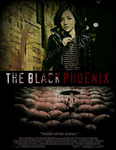 (10-52) The Black Phoenix by yssa_kikz143