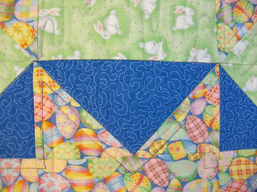 Inner quilting detail
