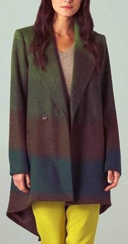 kaelen ombre jacket
