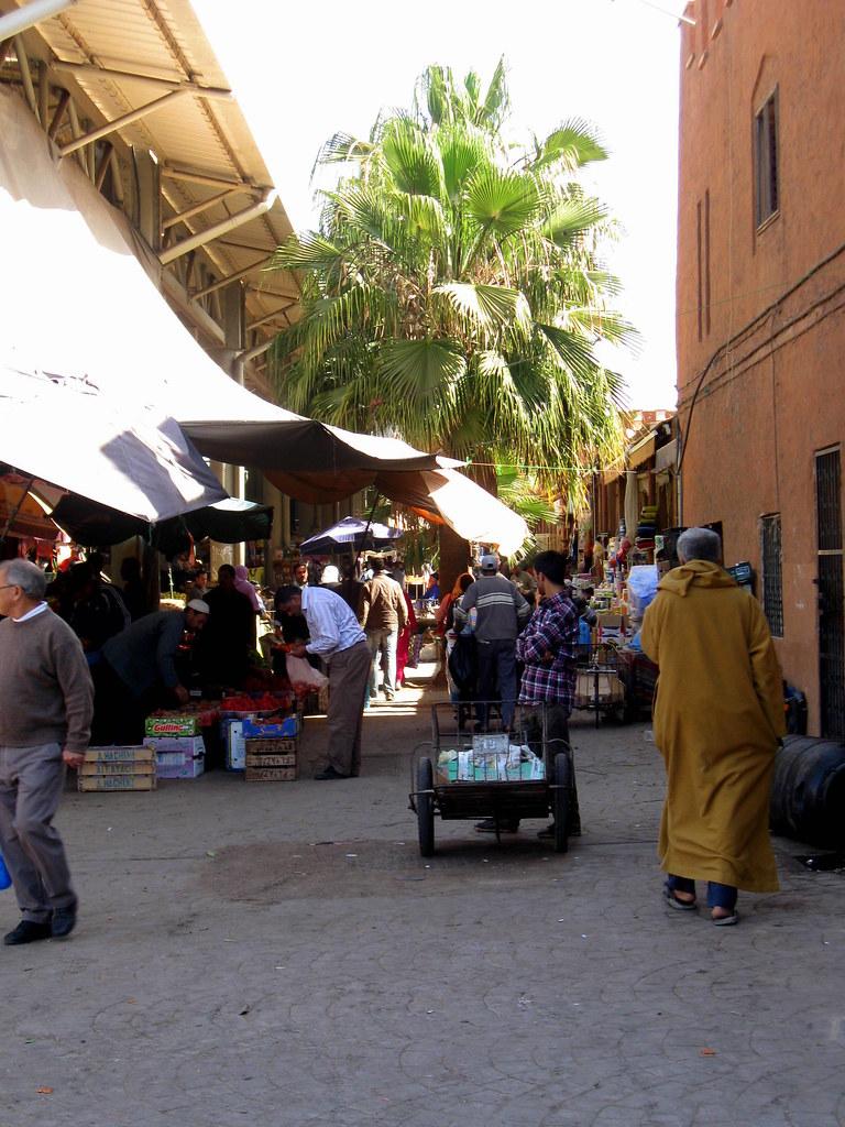 Arriving in Agadir