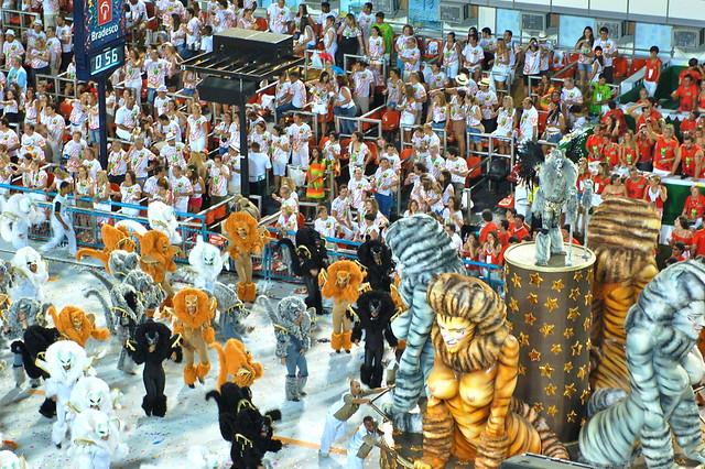 Rio's Carnival: Sao Clemente27