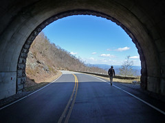 Buck Spring Tunnel, Blue Ridge Parkway