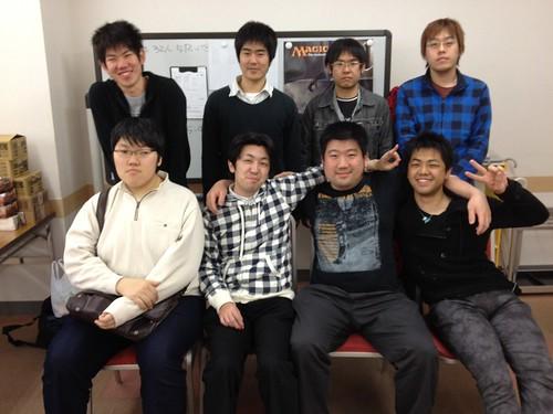 LMC Chiba 394th : Top 8