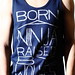 "RJP, ""Born a Ninja Raised by Wolves"" Tank"
