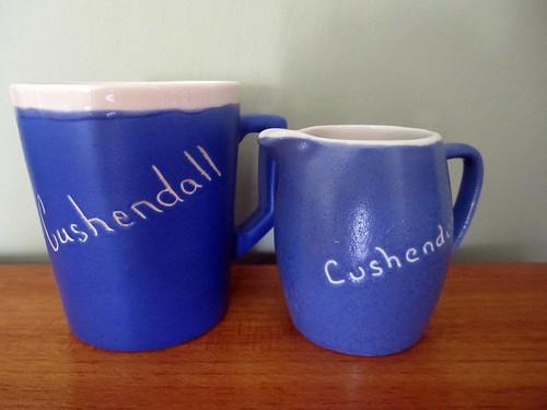 Cushendall and Cushendun