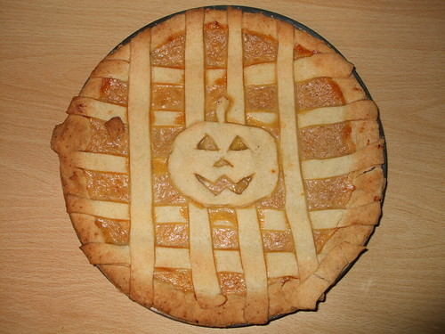 Halloween Pics 2011: Pumpkin Pie