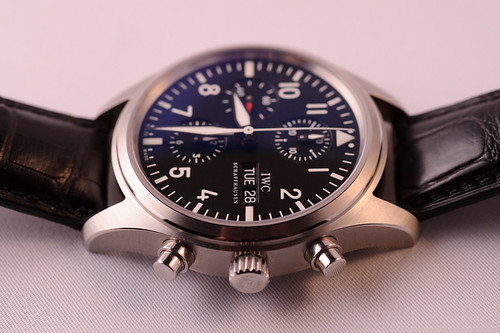 IWC 3717 Side Shot