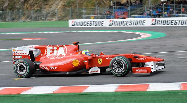 BELGIAN GRAND PRIX F1/2010 -  SPA 28/08/2010