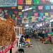 Chicharrón (Pork Rinds) at Tlacolula Market - Mexico