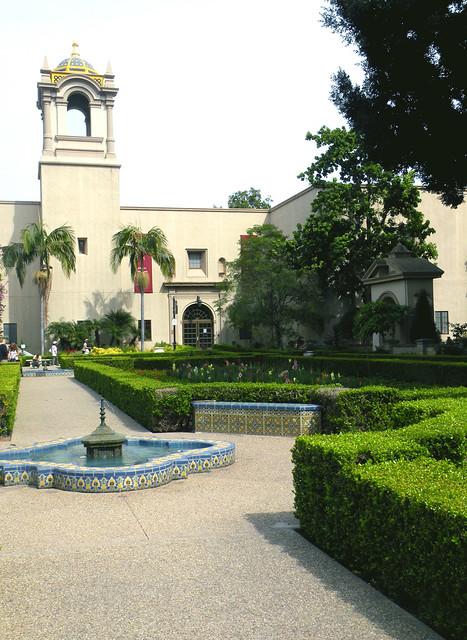 Spanish Style Alcantar Garden