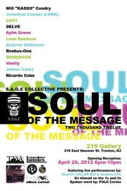 Soul of the Message 2012 by eL hue V