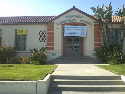 Broadway Elementary School Venice