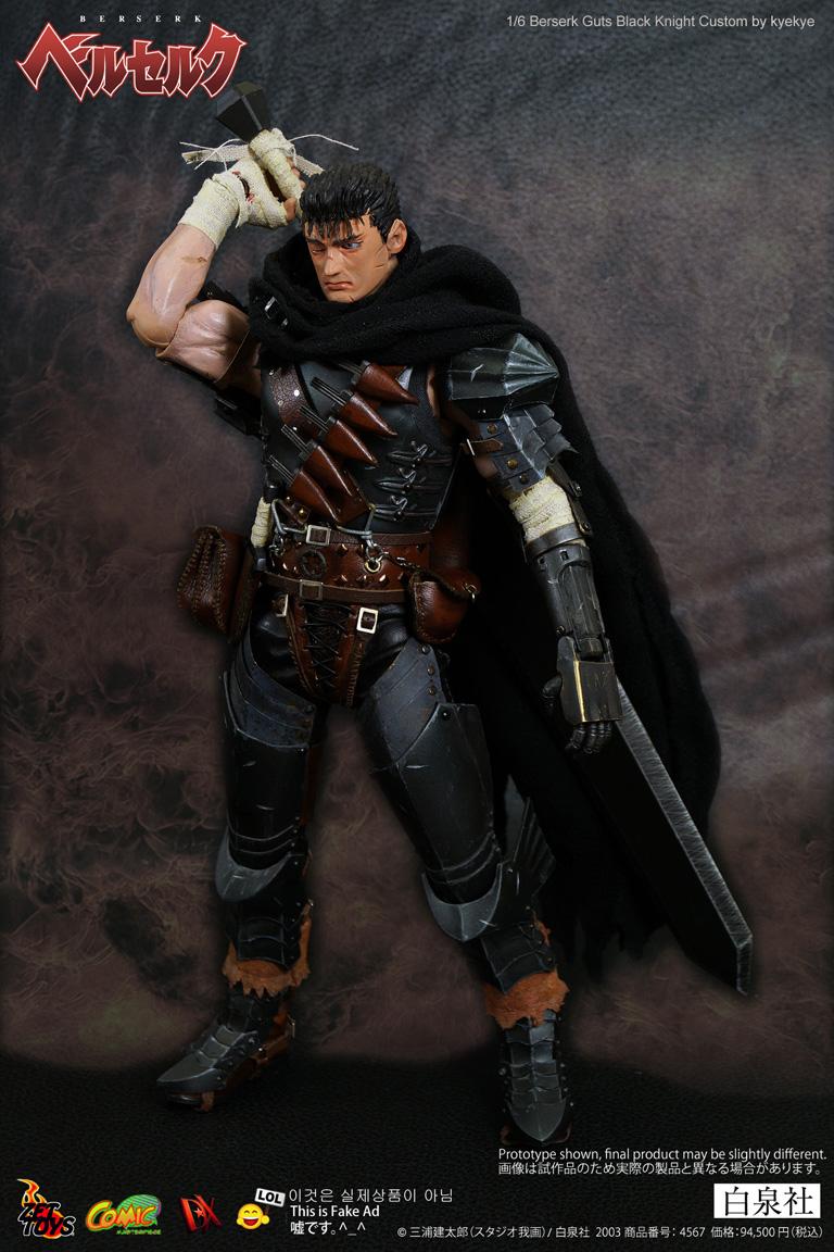 science  fiction  fantasy   u0026 adventure 1  6 berserk guts - from sword of berserk