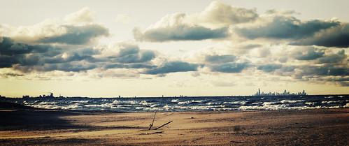 panorama usa lake chicago mill beach skyline michigan steel shore chicagoskyline steelmill eastchicago lakestreetbeach