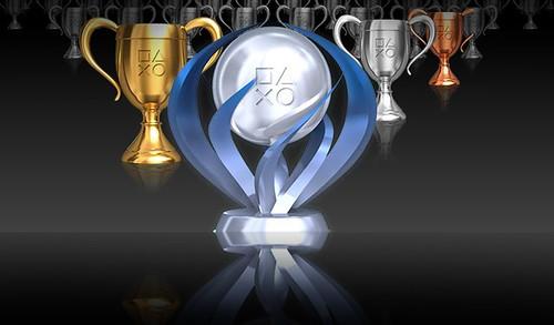 Platin Trophy