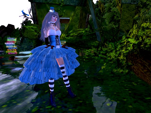 Alice in Drowsy SIM
