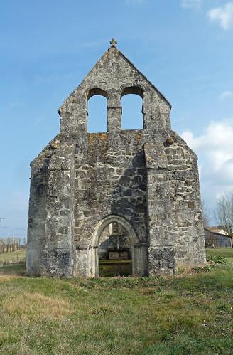 Lévignac-de-Guyenne - L'Eglise de Sainte Croix 03
